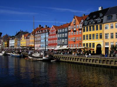 Kvarter i Nyhavn